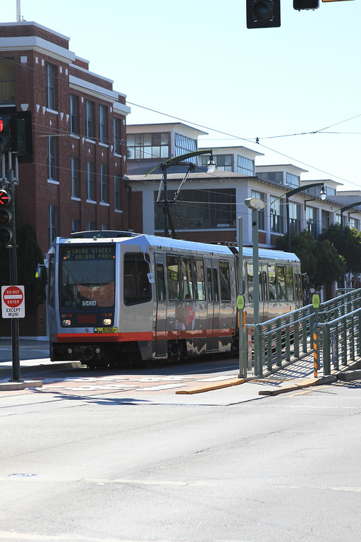 MUNI Light Rail / Streetcar