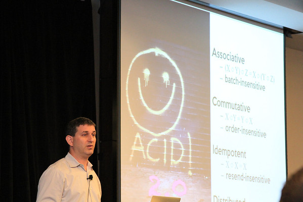 Talking ACID. Absolutely great talk by Joseph Hellerstein, Professor, UC Berkeley