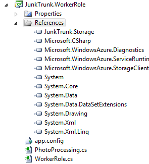 Windows Azure References