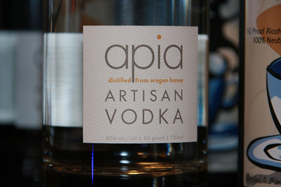 Artisan Spirits Vodka, Portland, Oregon